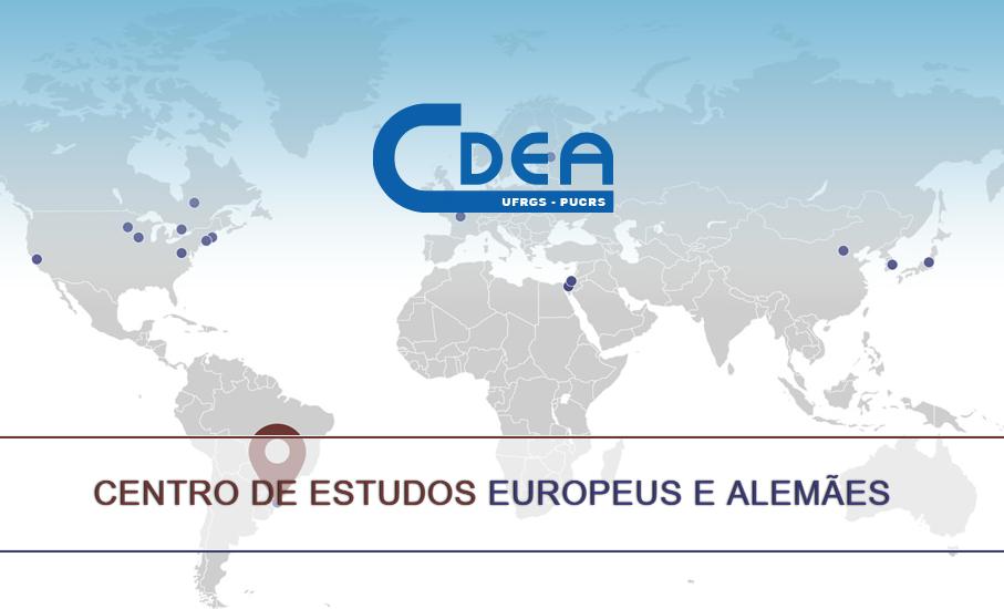 cdea,centro de estudos europeus e alemães