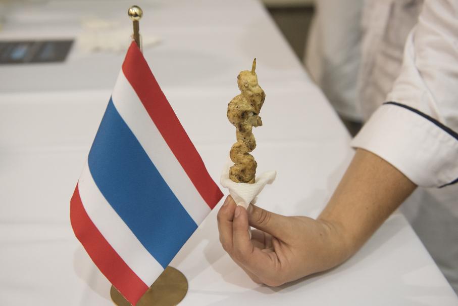 conexões internacionais, feira gastronômica internacional, gastronomia, ascin