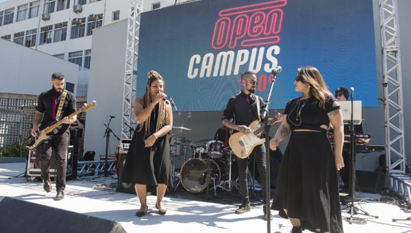 Experiências por toda a Universidade marcam o dia do Open Campus 360º