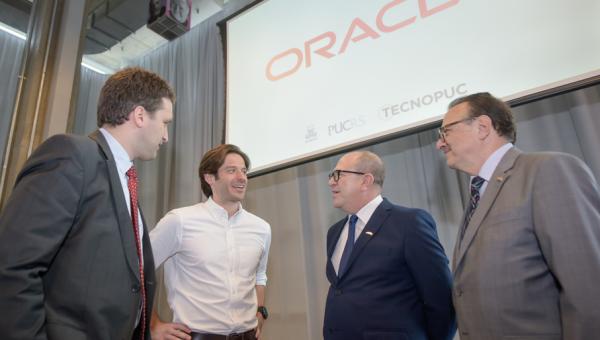 Oracle inaugura operação no Tecnopuc