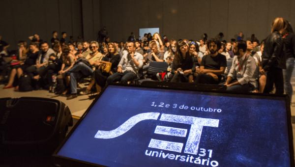 Prêmio SET Universitário reconhece trabalhos de estudantes de comunicação