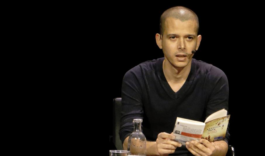 escritor abdellah taia,primavera literária brasileira