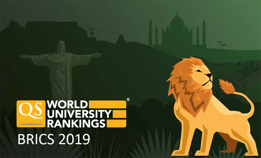 Ranking QS BRICS 2019