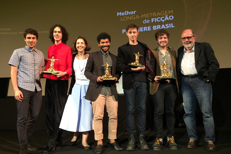 Alumni,Festitval do Rio,Cinema,Produção Audiovisual,Marcio Reolon,Filipe Matzembacher