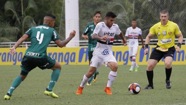 Jogos da Copa Internacional Ipiranga Sub-20 ocorrem no Estádio Universitário
