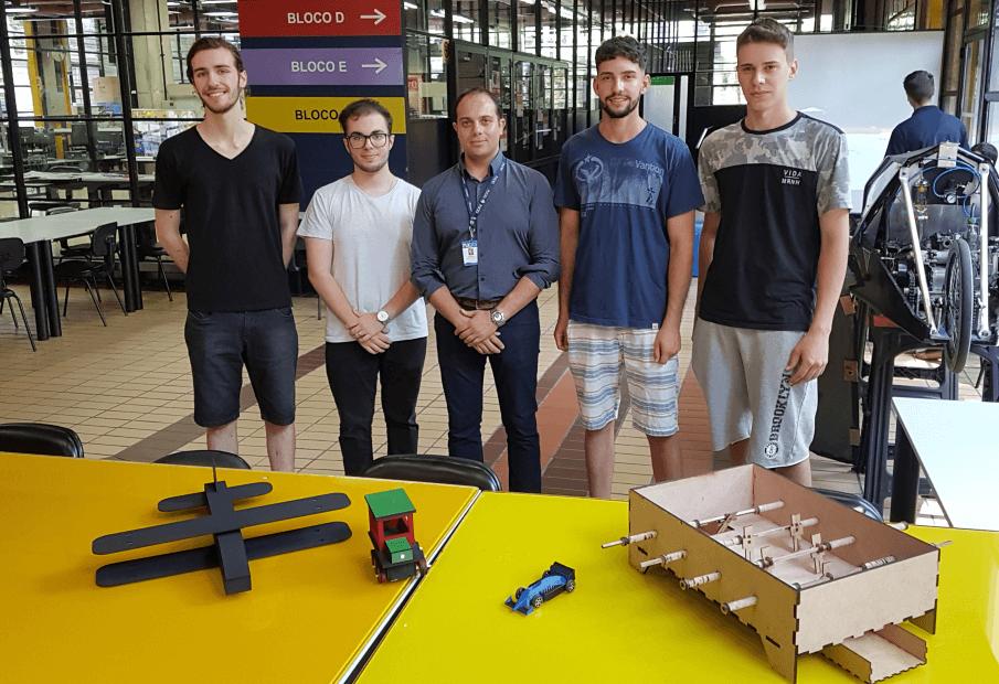 Escola Politécnica,Engenharia Mecânica,brinquedos,Introducao a Engenharia Mecanica