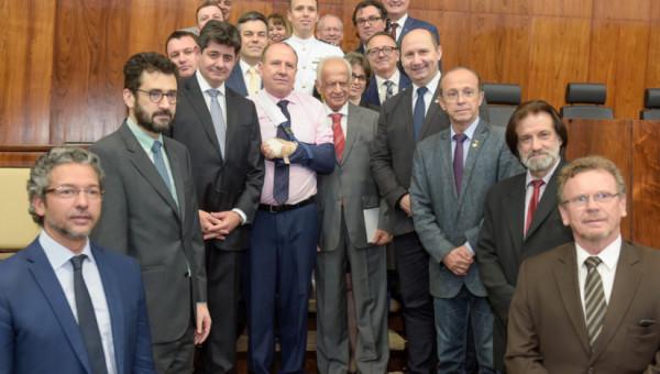 Assembleia Legislativa faz Grande Expediente em homenagem à PUCRS