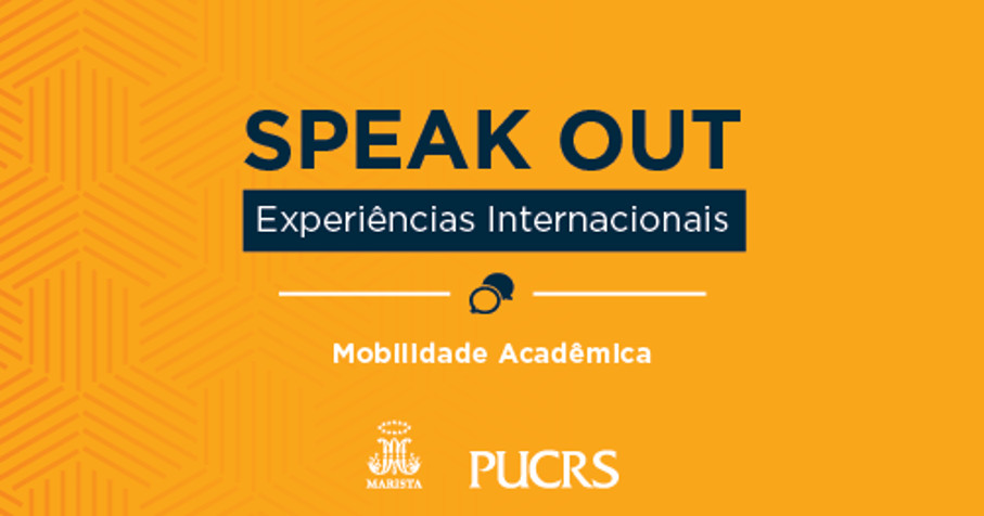 Imagem sobre o Speak out evento experienciais internacionais