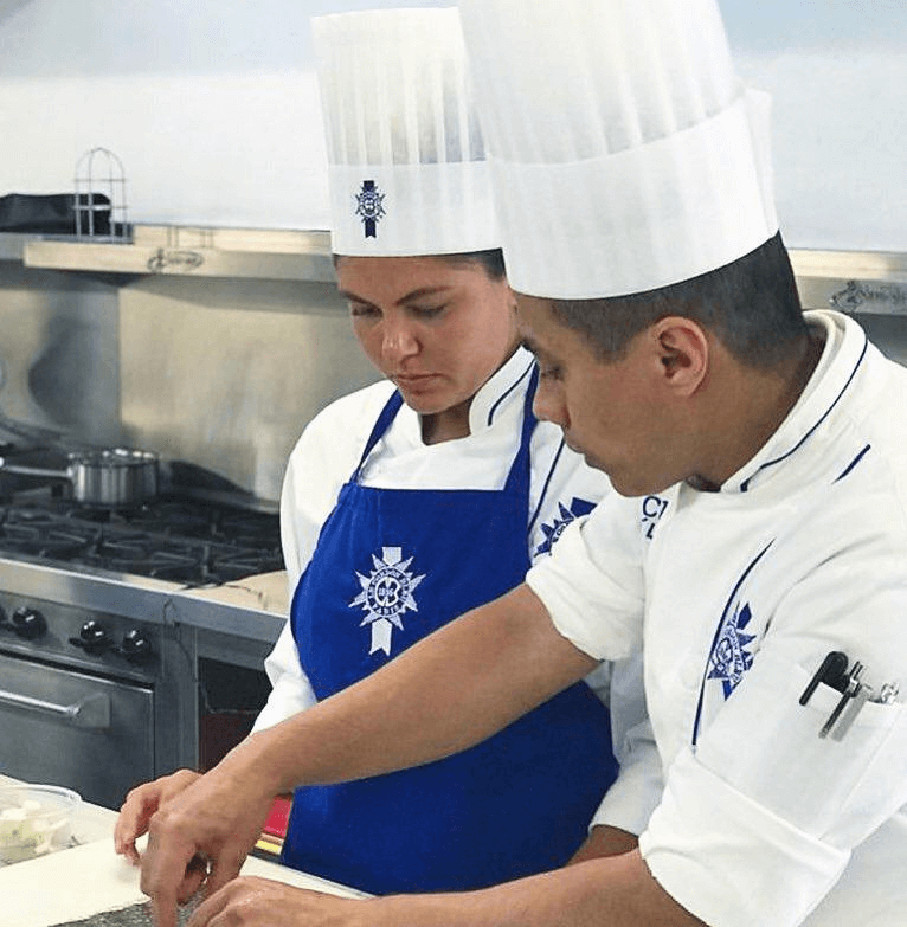 foto da aluna de gastronomia no programa de mobilidade acadêmica no méxico