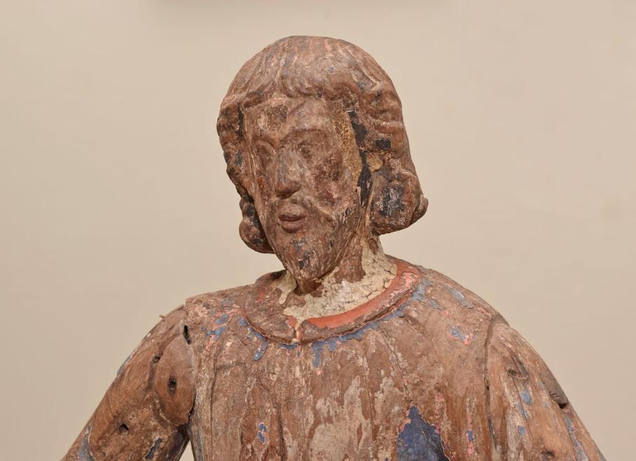 Escultura de São José