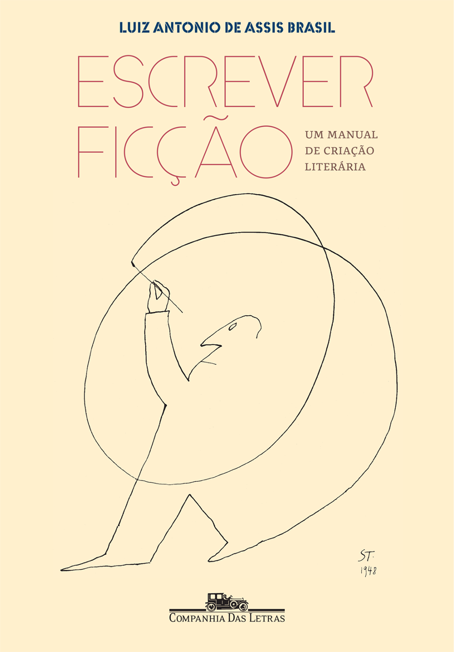 Livro Luiz Antonio de Assis Brasil - Escrita Criativa