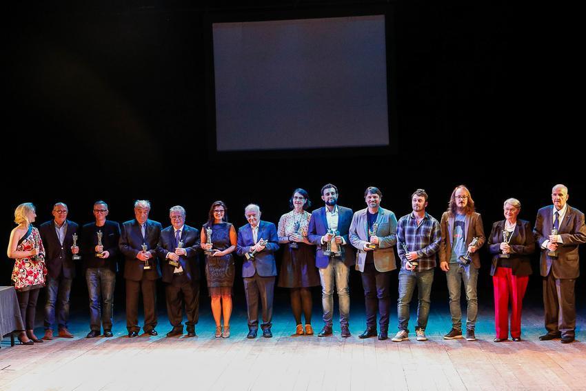 Prêmio Açorianos, Escola de Humanidades, Escola de Comunicação