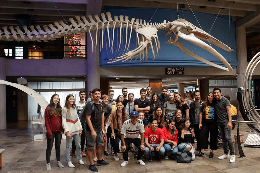 museu de ciências e tecnologia, internacional, mobilidade acadêmica