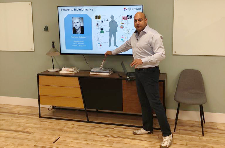 Pos PUCRS Online, Salim Ismail, MBA Tecnologia para Negócios