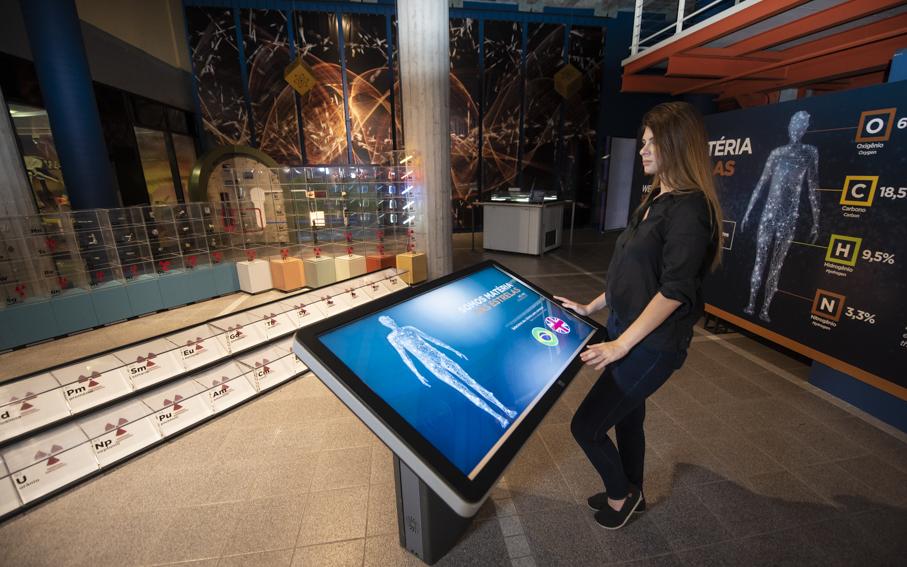 museu de ciências e tecnologia, mct, pucrs