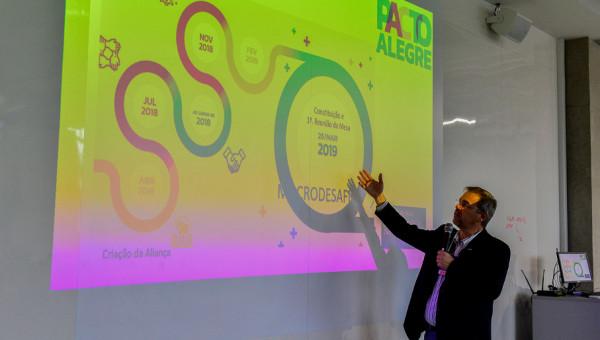 Pacto Alegre fará as primeiras entregas dos projetos