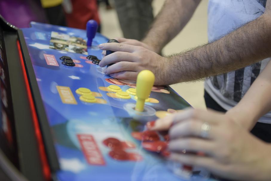 Poa Geek Week, Cultura, Games, Jogos