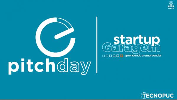 Pitch Day do Startup Garagem ocorre nesta quarta-feira