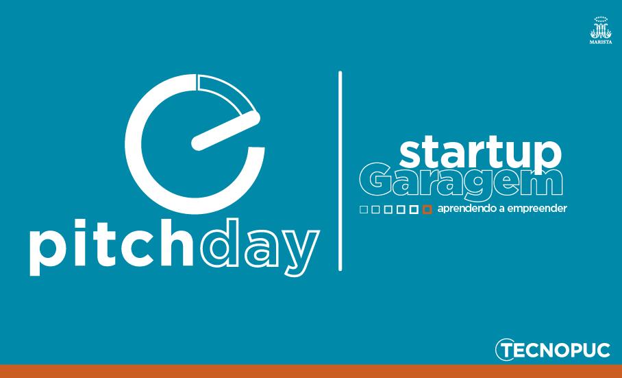 Pitch Day,Startup Garagem