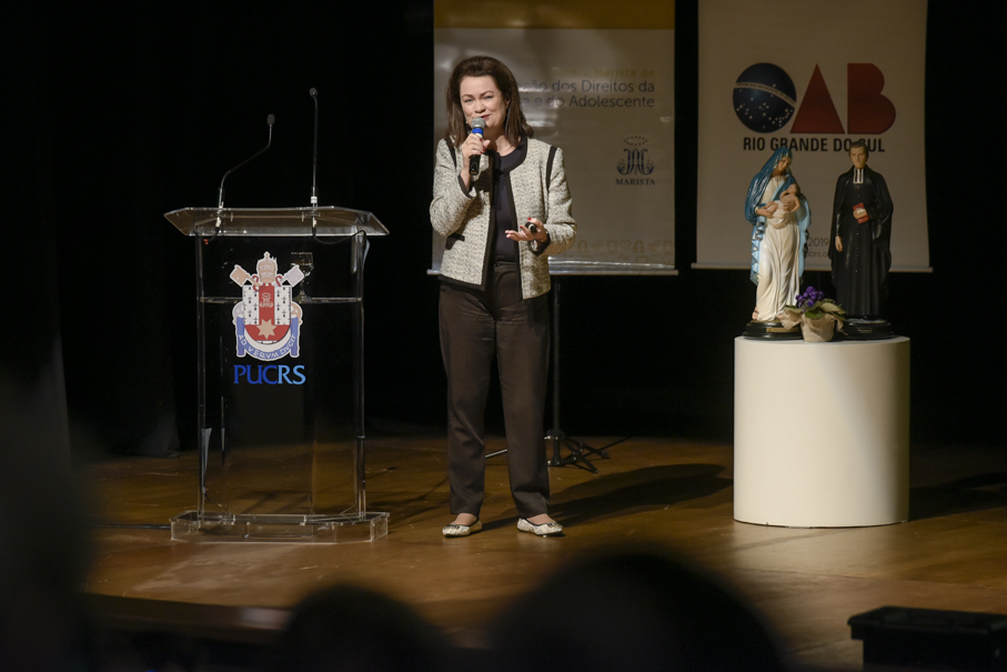 Conferência Marista contra a Violência Infantil