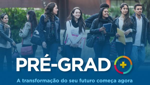 Pré-Grad+ permite a jovens do Ensino Médio viverem experiência universitária