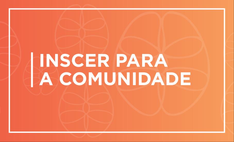 anúncio das palestras inscer_para_a_comunidade