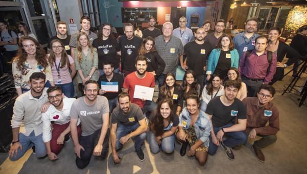 Startup Garagem premia OvinoPro em tarde de atrações culturais