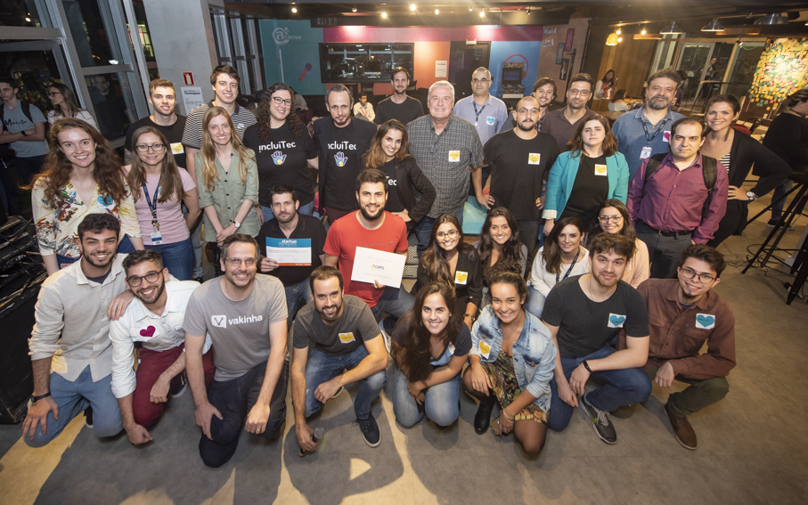 pitch day, startup garagem, tecnopuc