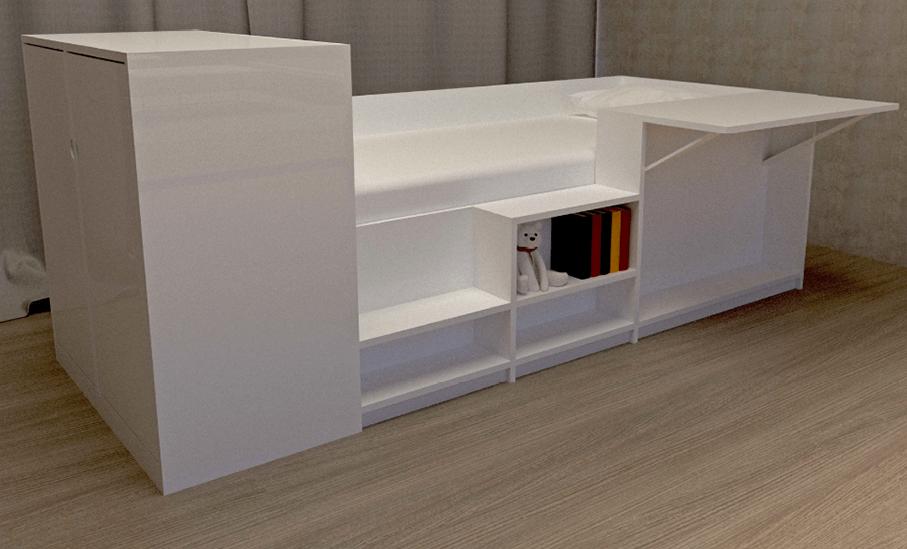 Projeto, Arquitetura, Fundação Pão dos Pobres