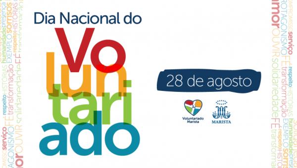 Dia Nacional do Voluntariado é celebrado com programação especial