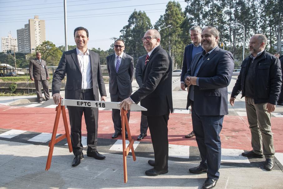 ponte, inauguração, revitalização, Ipiranga, porto alegre, mobilidade, prefeito, Nelson Marchezan Jr.