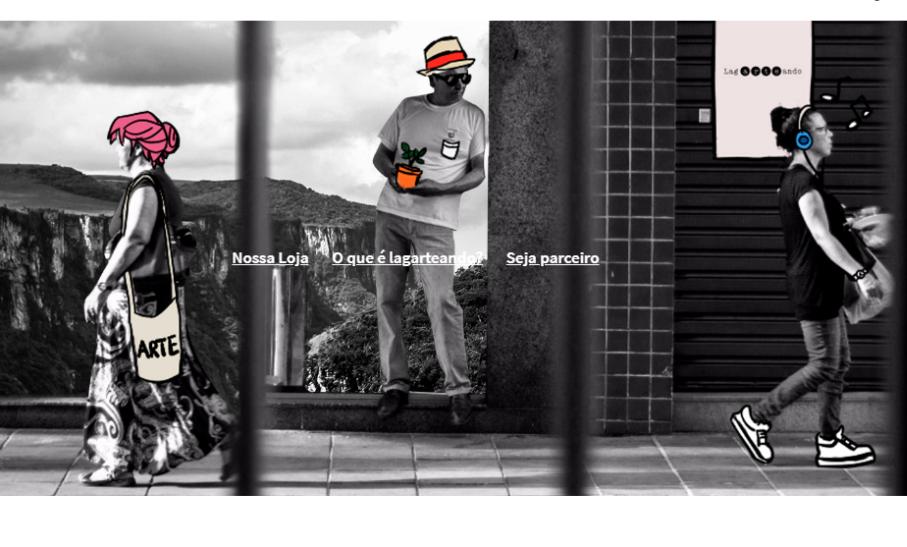 capa do site da startup lagarteando,torneio_empreendedor