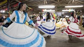 Cultura gaúcha é apresentada a alunos internacionais