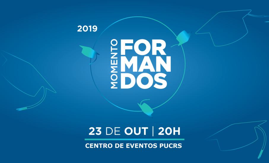 Momento Formandos 2019-2