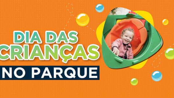 Parque Esportivo tem atividades especiais em programação voltada às crianças