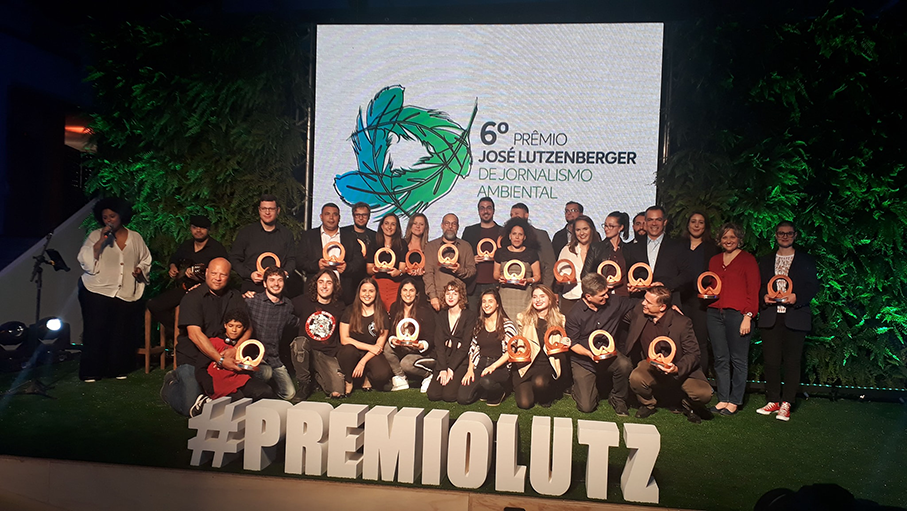 Premio Jose Lutzenberger,Editorial J,ARI,Jornalismo