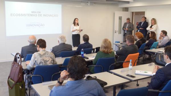 Pacto Alegre: Aulas do MBA em Ecossistemas de Inovação são iniciadas