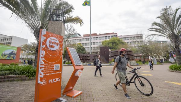 Campus Living Lab: sistema de energia solar referência na América Latina