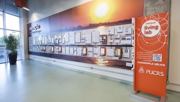 Campus Living Lab: linha do tempo expõe ações de inovação da PUCRS