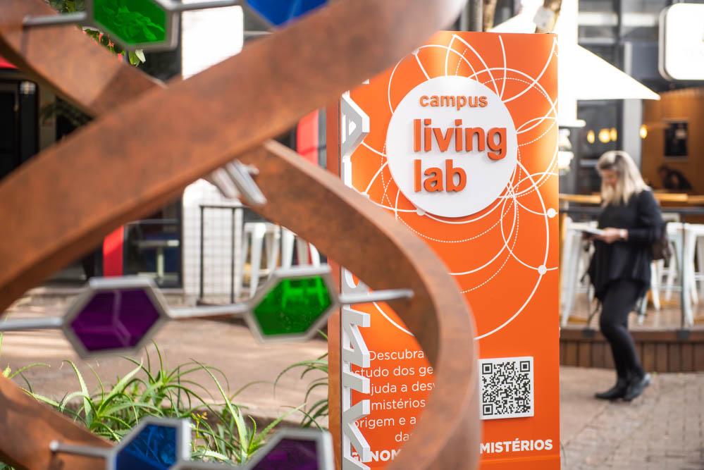 campus living labs, genomas e seus mistérios