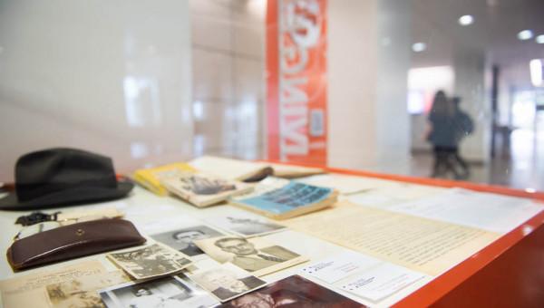 Campus Living Lab: exposição portátil leva público ao acervo cultural da PUCRS