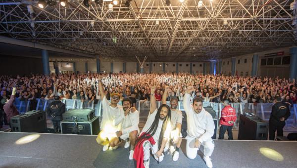 Milhares de pessoas comparecem ao PUCRS Festival