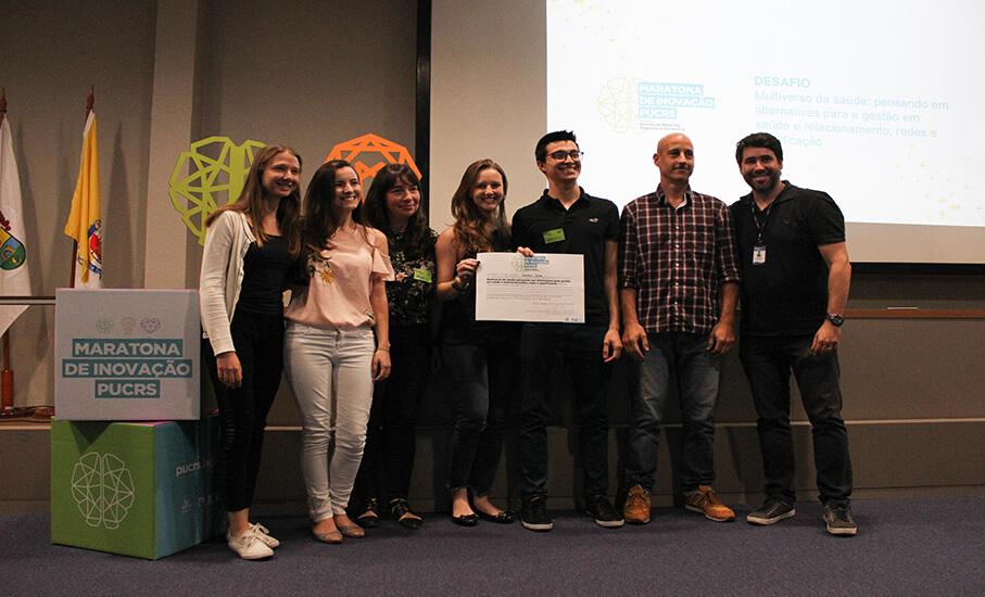 Grupo Multiverso da Saúde / Crédito: Diego Furtado