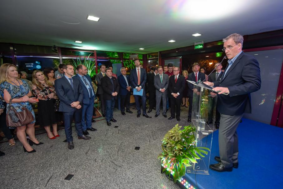 Inauguração Centro de Oncologia