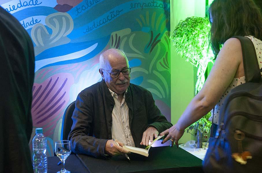 Feira do Livro, Silviano Santiago, Jornadas Anfíbias