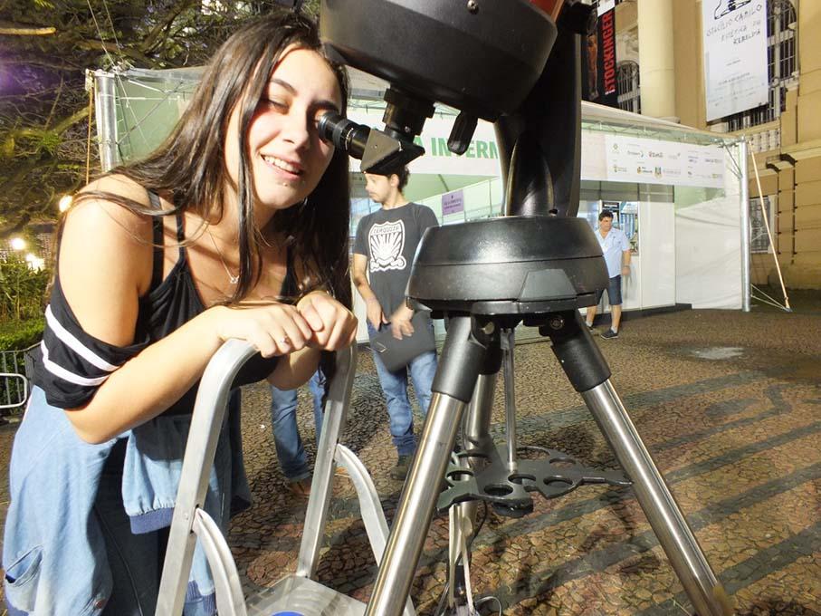 Feira do Livro, Observatório Astronômico