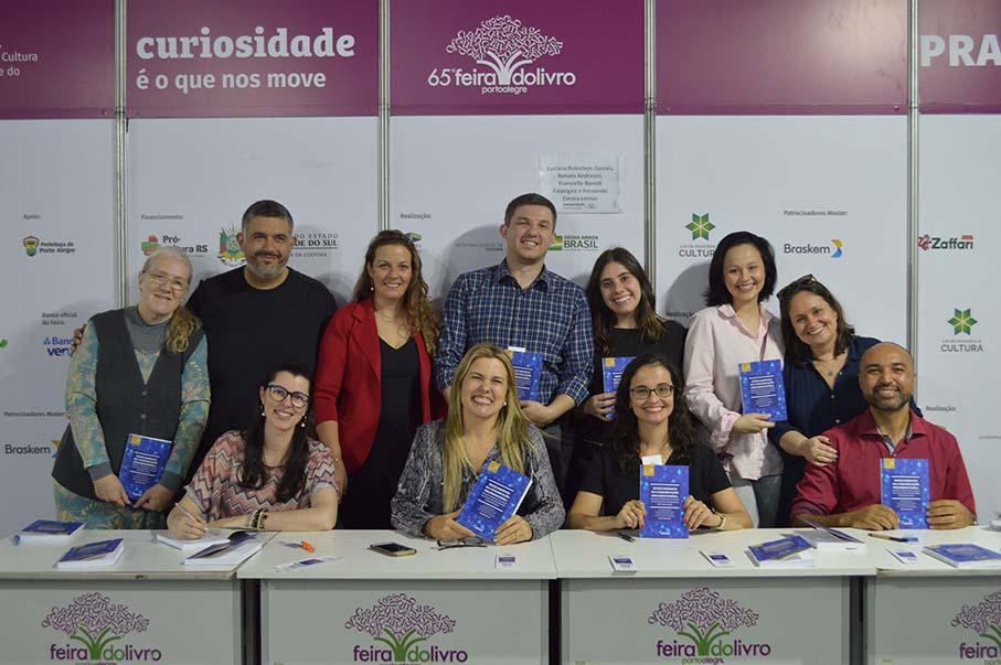 Feira do Livro, Edipucrs, Lançamento, Sessão de Autógrafo