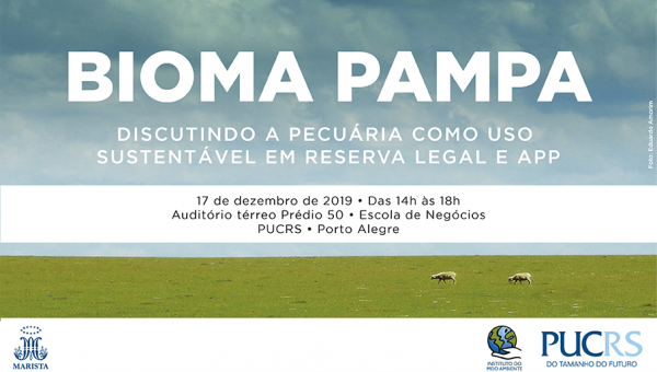 Mesa rendonda debate pecuária sustentável no Bioma Pampa