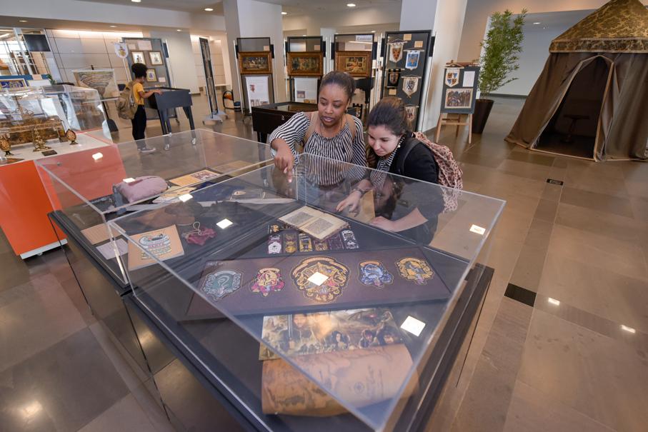 Exposição A Divina Comédia, Biblioteca Central, arte, cultura