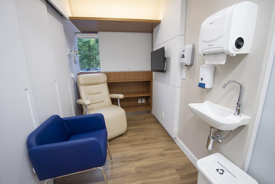 carrossel, oncoclínicas, centro de oncologia, centro clínico, hsl, hospital são lucas